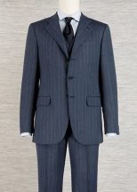 three piece suit - three button